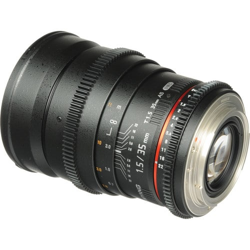 samyung-T1.5 Lens