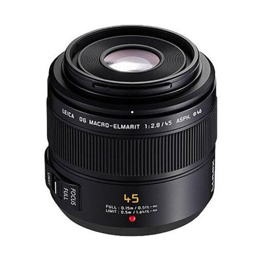 panasonic 3D Lens